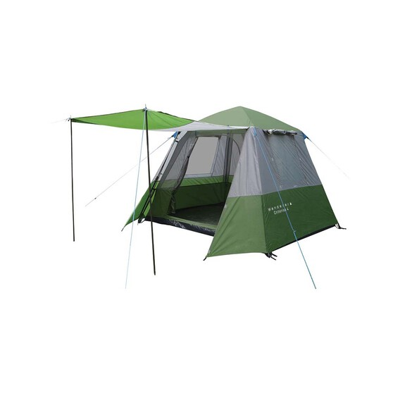 Wanderer Criterion 4 Person Instant Tent, , bcf_hi-res