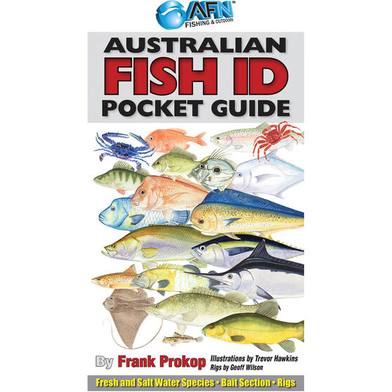 AFN Australian Pocket ID Fishing Guide, , bcf_hi-res