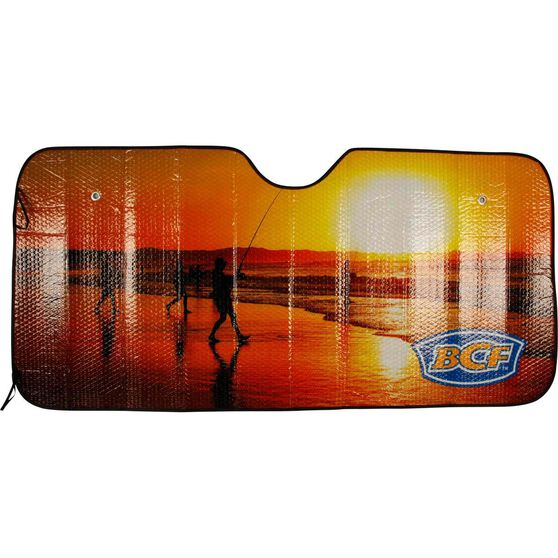 BCF Interior Car Sunshade, , bcf_hi-res