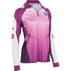 Women's Corporate Sublimated Polo Holly 10, Holly, bcf_hi-res