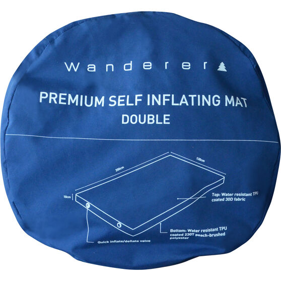 Wanderer Premium 4x4 Mat Double, , bcf_hi-res