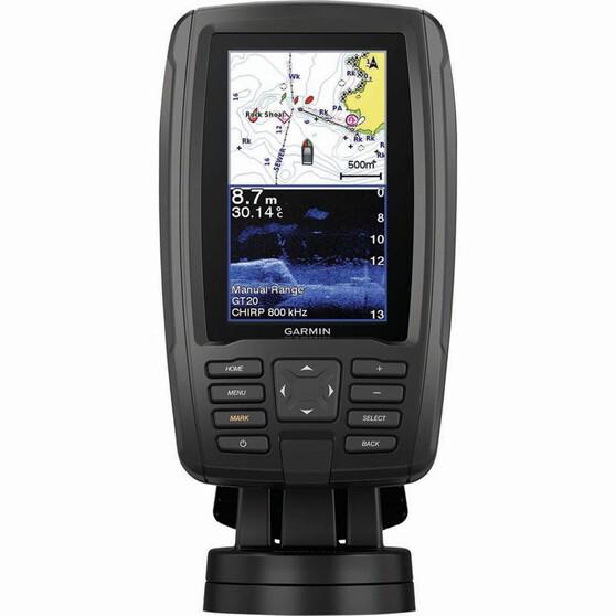 Garmin EchoMap Plus 45CV Combo Including Transducer and Charts, , bcf_hi-res