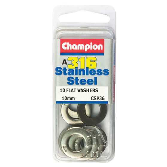 Champion Flat Washers - 5mm, , bcf_hi-res