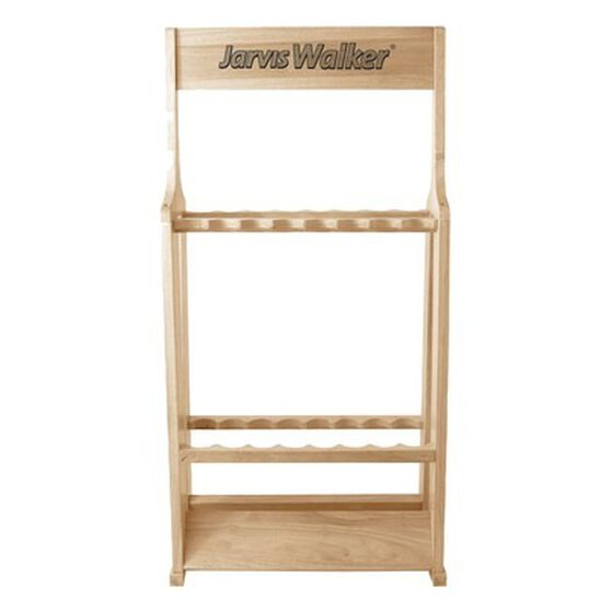 Jarvis Walker Doube Sided Rod Stand 16 Rods, , bcf_hi-res