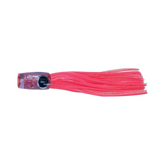 Classic Bluewater Pop Skirted Lures 8in Pink, Pink, bcf_hi-res
