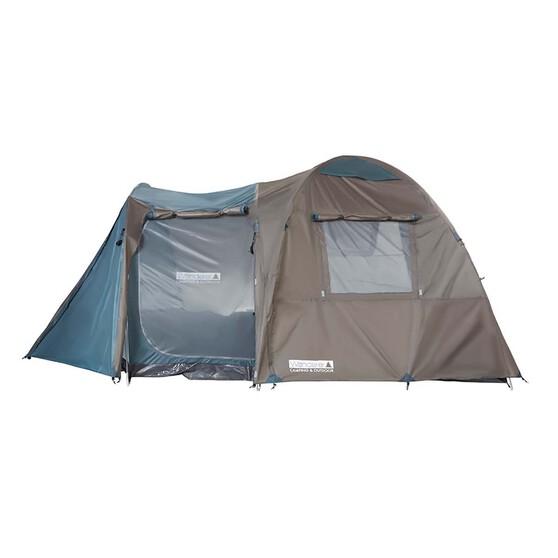 Wanderer Magnitude 4V Plus Dome Tent 4 Person, , bcf_hi-res