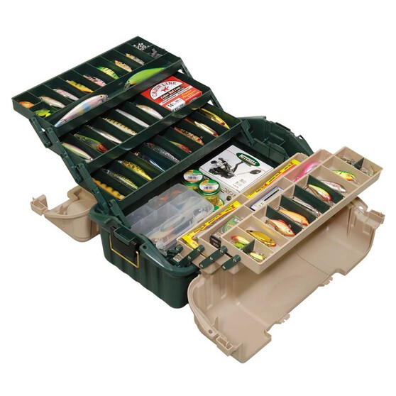 Plano 8616 Flipsider Tackle Box, , bcf_hi-res