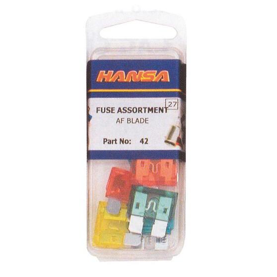 Hansa Assorted Blade Fuse Pack, , bcf_hi-res