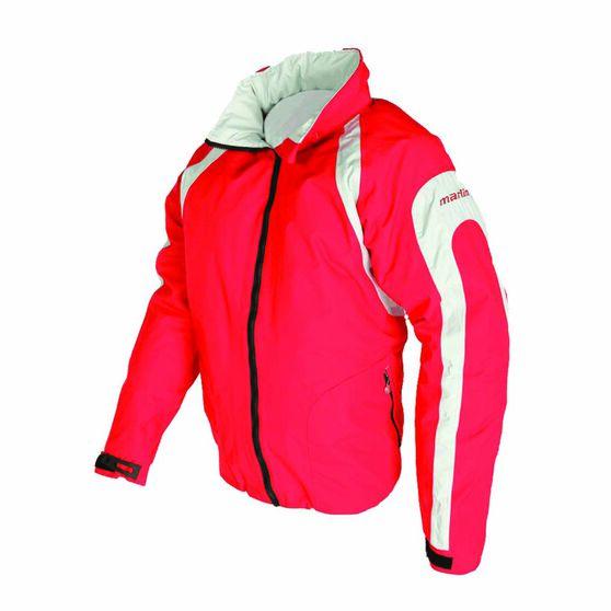 Marlin Australia Men's Newport Rainwear Jacket Red S, Red, bcf_hi-res