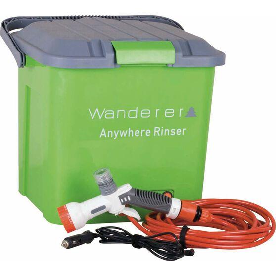 Anywhere Rinser Shower Kit 12V, , bcf_hi-res