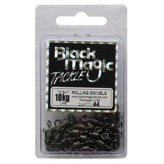 Black Magic Rolling Swivel 44 Pack, , bcf_hi-res
