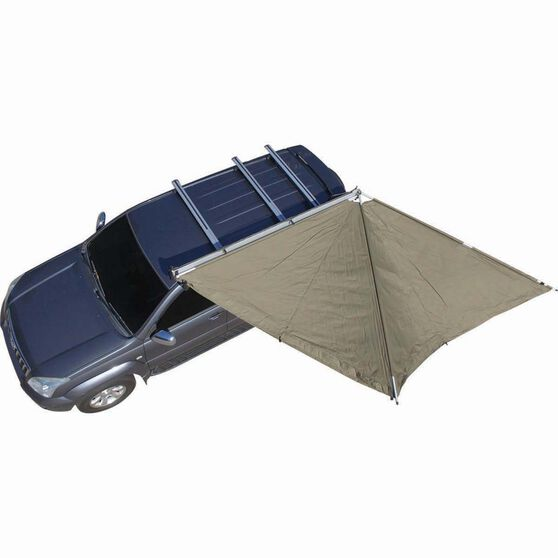 Oztent Foxwing 270 Awning 240cm, , bcf_hi-res