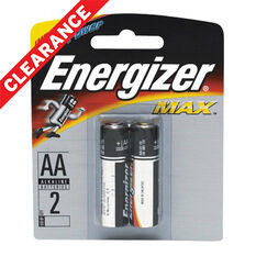 Energizer Max AA Batteries - 2 Pack, , bcf_hi-res
