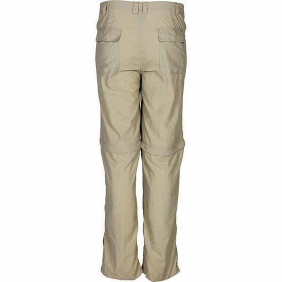 Explore 360 Women's Zip Off Pants, Cement, bcf_hi-res