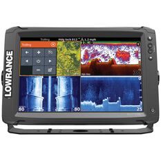 Ex-Demo Lowrance Elite Ti 12 Combo (Head Unit Only), , bcf_hi-res