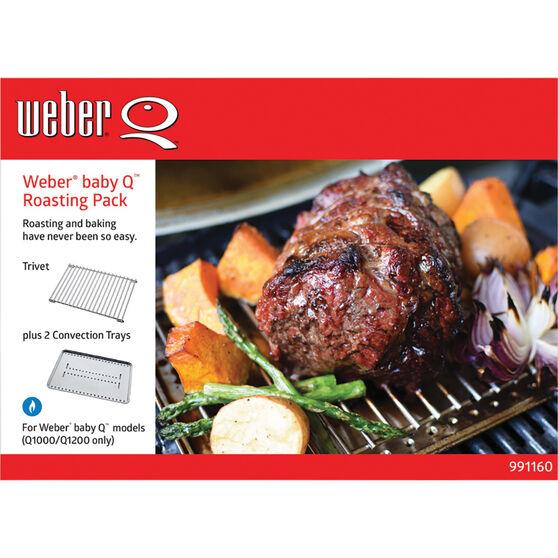 Weber Baby Q Roasting Pack, , bcf_hi-res