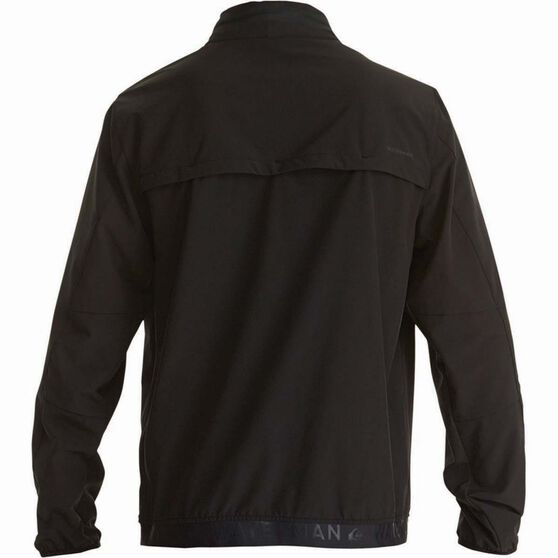Quiksilver Men's Paddle 2 Jacket, Black, bcf_hi-res