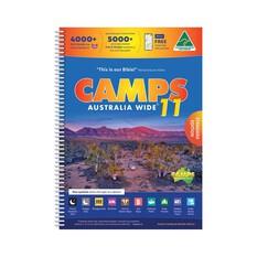 Hema Camps 11 Australia Wide Spiral Book, , bcf_hi-res