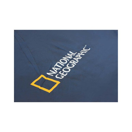National Geographic Canvas Sleeping Bag, , bcf_hi-res