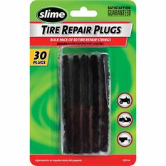 Slime Tyre Repair Plugs - 30 Piece, , bcf_hi-res