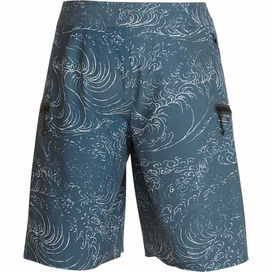 Quiksilver Men's Paddler 20 Boardshorts, Orion Blue, bcf_hi-res