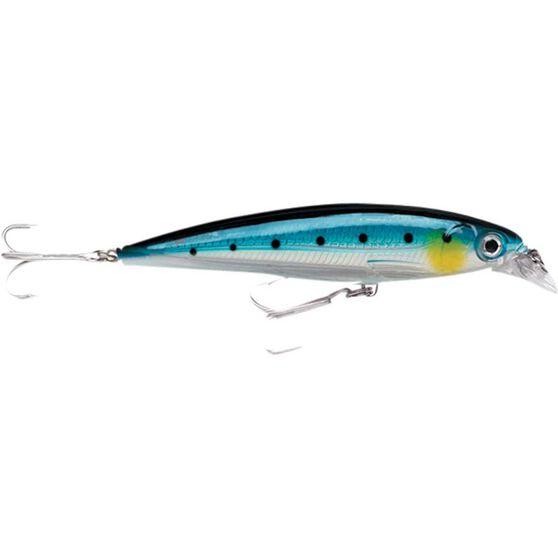 Rapala X-Rap Saltwater Hard Body Lure 12cm Blue Sardine 12cm, Blue Sardine, bcf_hi-res