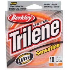 Berkley Sensation Mono Line 275m Orange 275m 25lb, Orange, bcf_hi-res