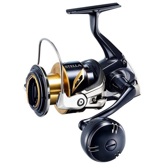 Shimano Stella SW 6000 PG Spinning Reel, , bcf_hi-res