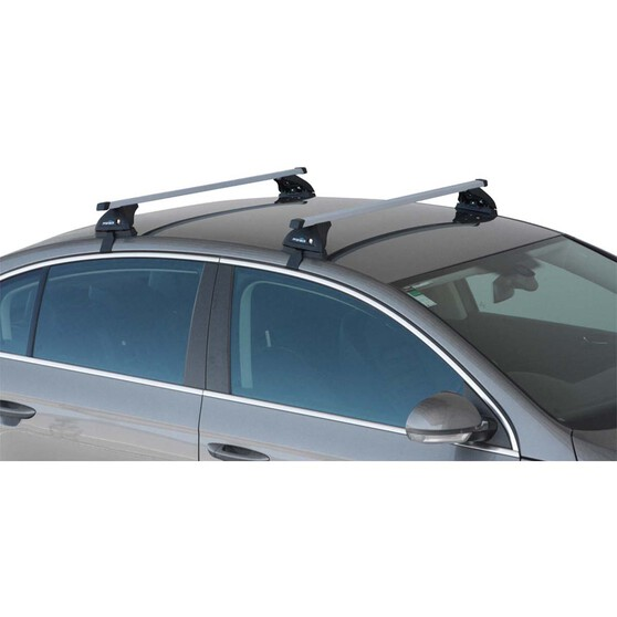 Prorack Standard Bar Roof Racks Pair 1200mm P16, , bcf_hi-res