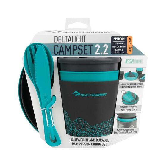 Sea To Summit DeltaLight 2.2 Camp Set, , bcf_hi-res