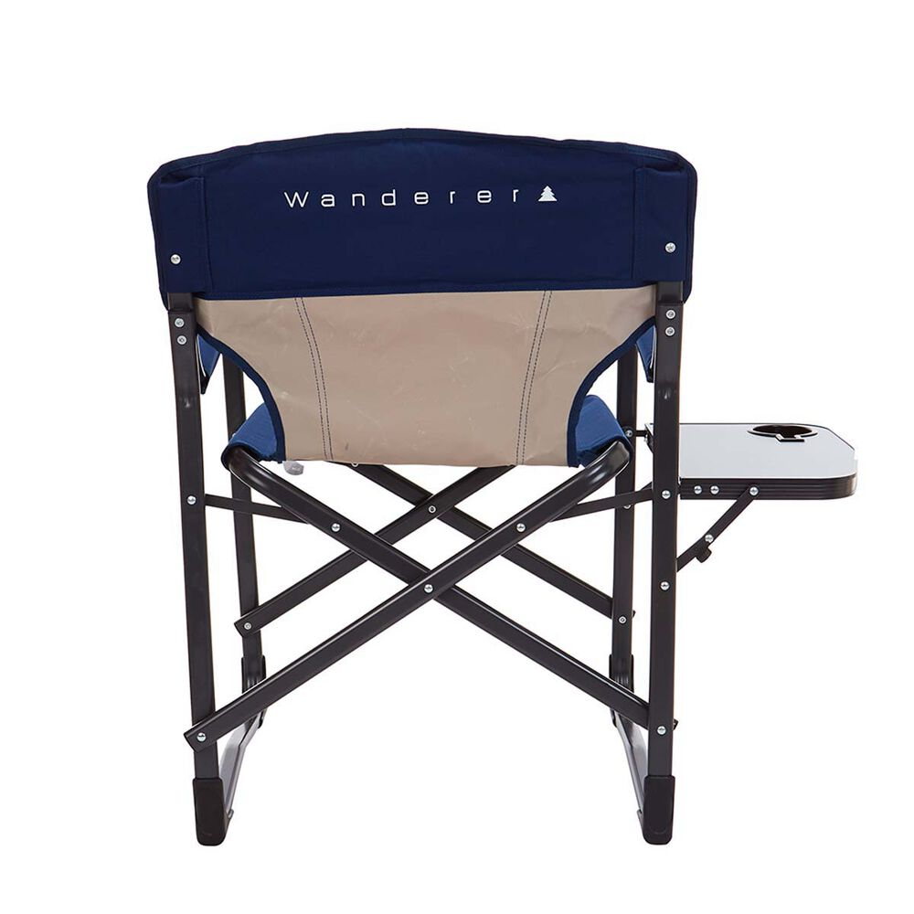 Wanderer Directors Chair With Side Table Bcf