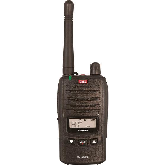 TX6155 5W Handheld UHF Radio, , bcf_hi-res