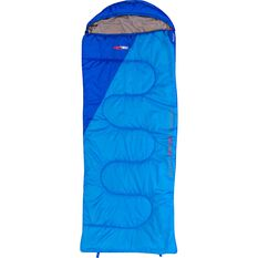 Blackwolf Solstice Jumbo 300 Hooded Sleeping Bag, , bcf_hi-res