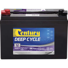 Century C12-105DA AGM Deep Cycle Car Battery, , bcf_hi-res