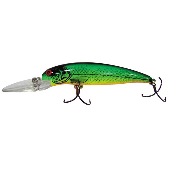 Bomber 24A Hard Body Lure 8.9cm Banana Fish 8.9cm, Banana Fish, bcf_hi-res