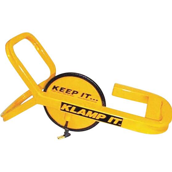 Camec E Klamp Wheel Clamp, , bcf_hi-res