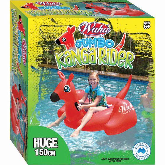 Wahu Inflatable Kangaroo Rider, , bcf_hi-res