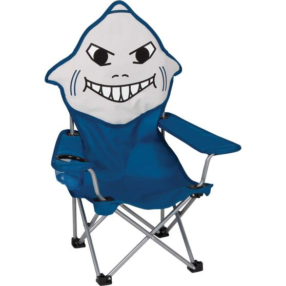 Junior Camp Chair Shark, Shark, bcf_hi-res