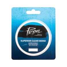 Pryml Superior Mono Line 300m Clear 6lb, Clear, bcf_hi-res