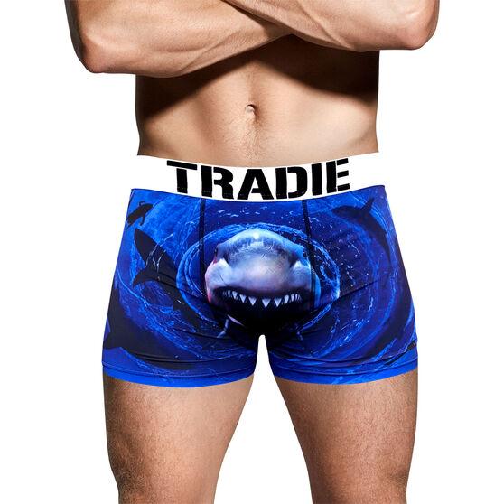 Tradie Men's Whirlpool Trunks Whirlpool S, Whirlpool, bcf_hi-res
