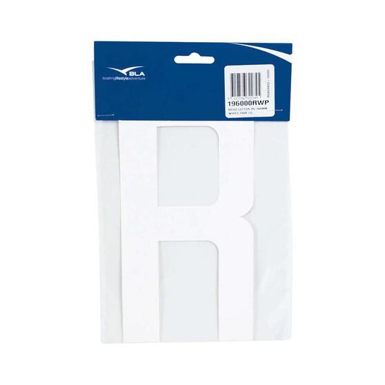 BLA Rego Letters 200mm R, , bcf_hi-res