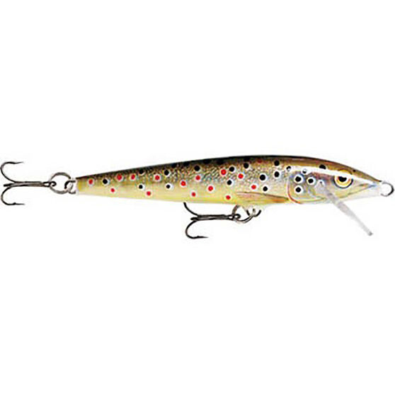 Rapala Original Floating Hard Body Lure 5cm, , bcf_hi-res