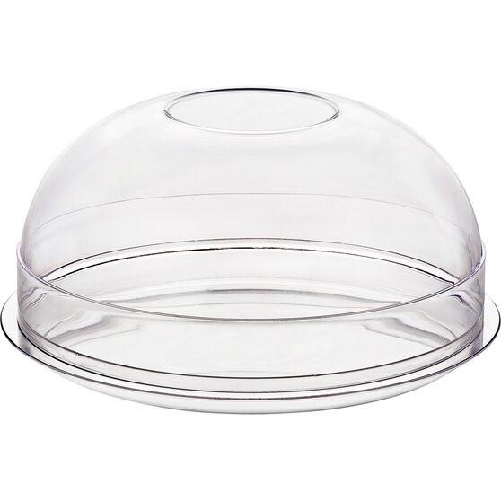 Palm Tritan Duo Salad Bowl/Cheese Platter 25cm, , bcf_hi-res