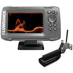 Lowrance Hook²-5x GPS Fish Finder + SplitShot Transducer, , bcf_hi-res