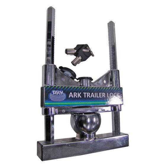 ARK Double Heavy Duty Trailer Lock, , bcf_hi-res