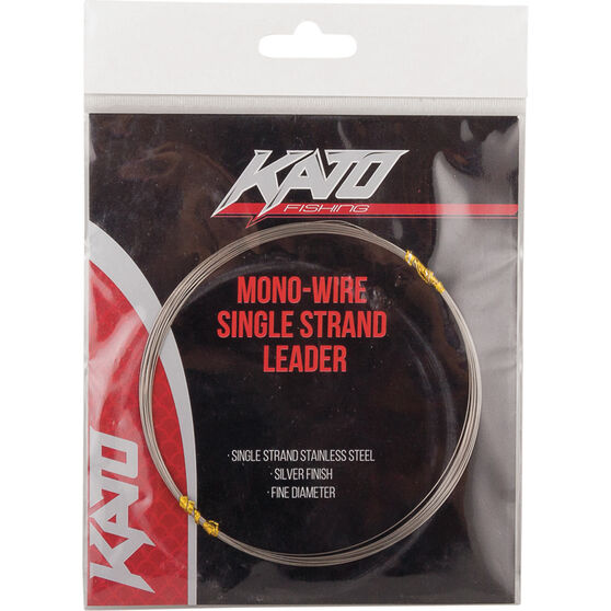 Kato Single Strand Wire, Camo Brown, bcf_hi-res