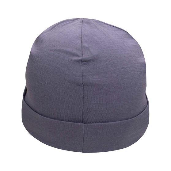 Macpac Unisex Merino 150 Beanie, Blue Granite, bcf_hi-res
