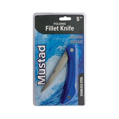 Mustad Folding Filleting Knife, , bcf_hi-res