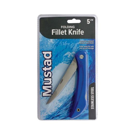 Mustad Folding Filleting Knife, , bcf_hi-res