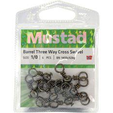 Mustad 3 way cross Swivel, , bcf_hi-res